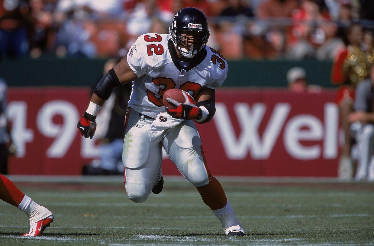 Jamal Anderson #32