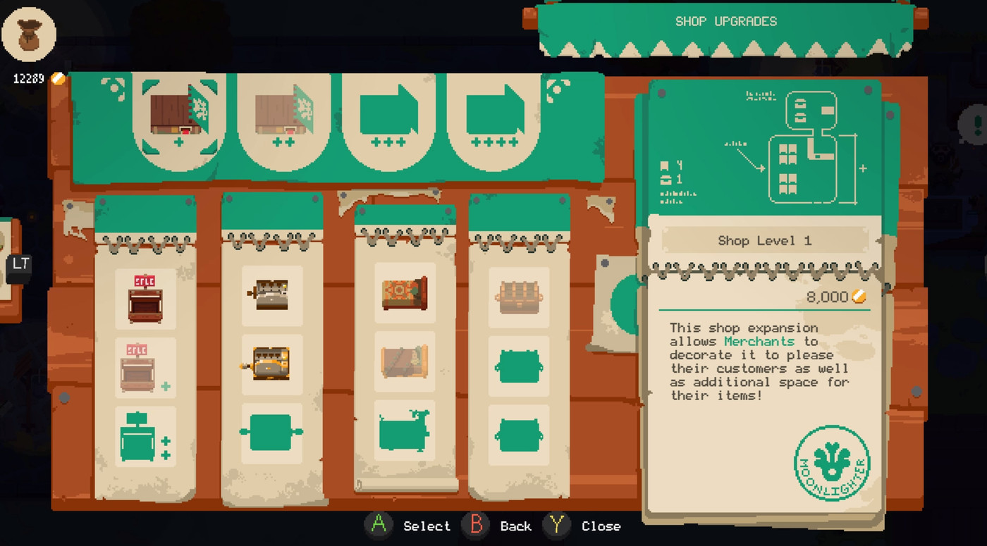 Moonlighter beginner's guide - Polygon
