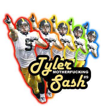 Tyler Motherfucking Sash