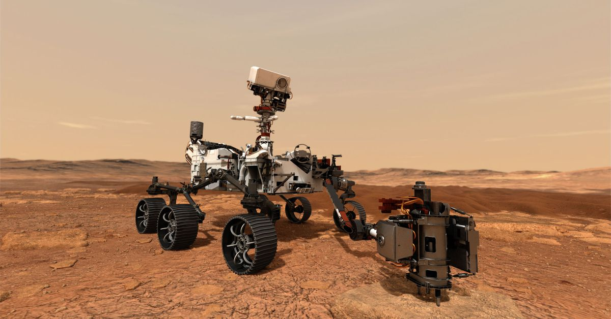NASA names new Mars rover Perseverance - The Verge