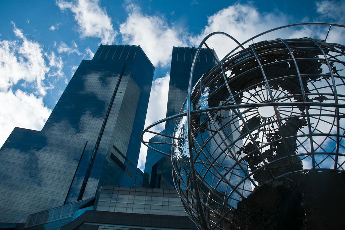 The Time Warner Center