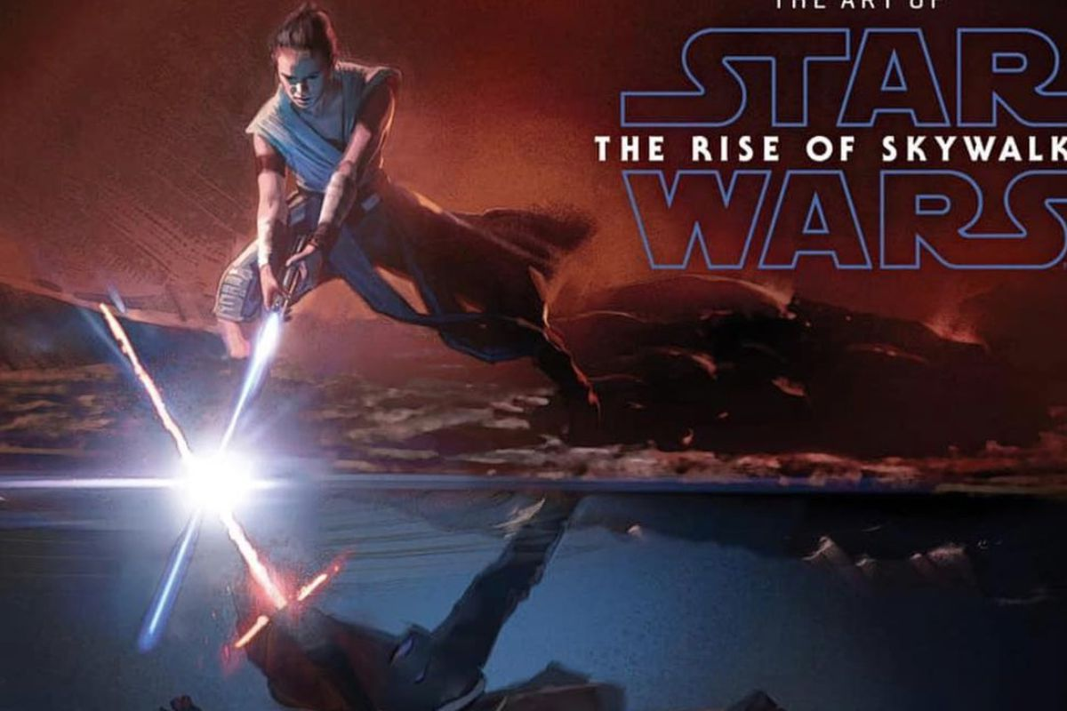 How This New Rise Of Skywalker Art Book May Hint At What Happens In The Final Star Wars Film Deseret News