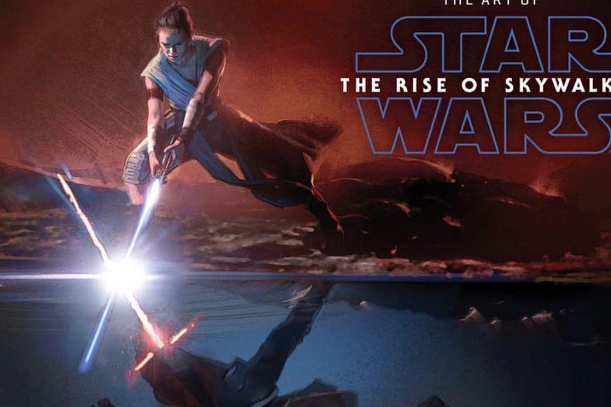 Star Wars Wallpaper Rey And Ben
