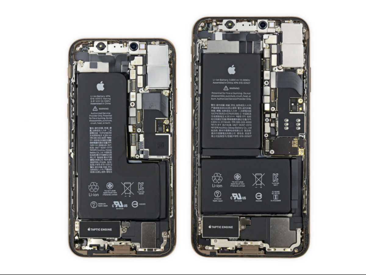 iPhone XS Max vs. Galaxy Note 9 battery battle: Which ...