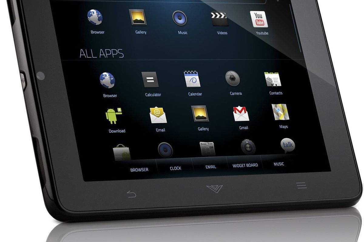 Vizio 8 becomes first Android tablet with Hulu Plus - The Verge