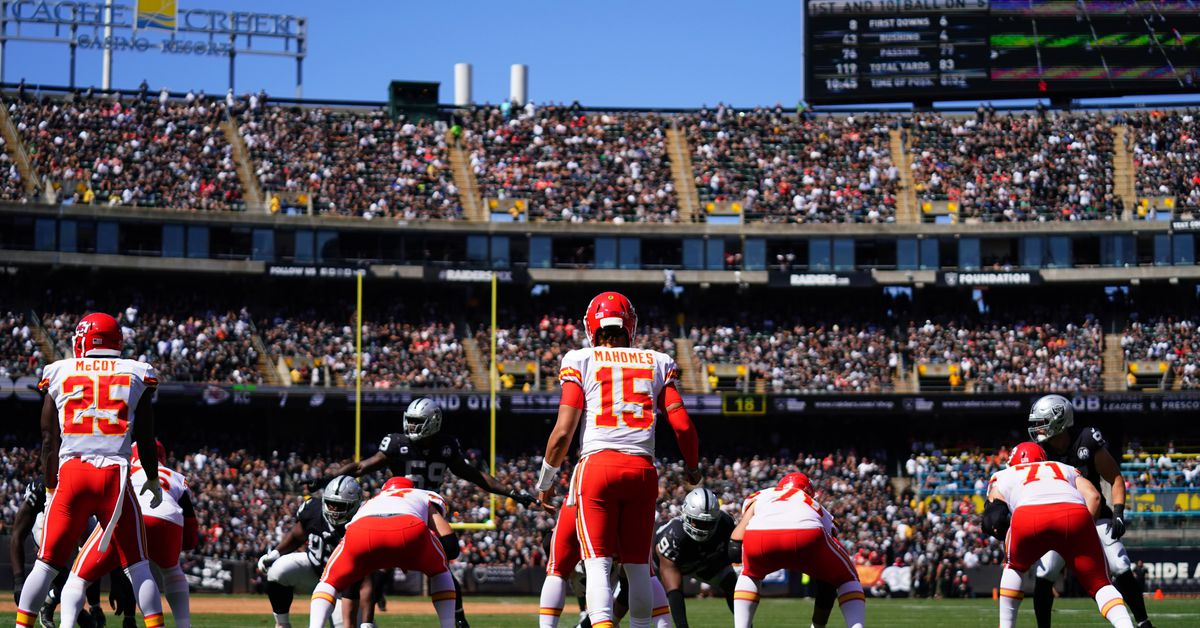 Arrowheadlines: The Golden State Warriors of the NFL