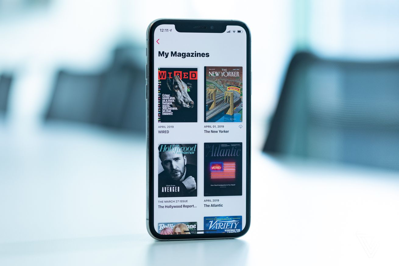 One week with Apple News Plus: a messy but good-enough Netflix for magazines