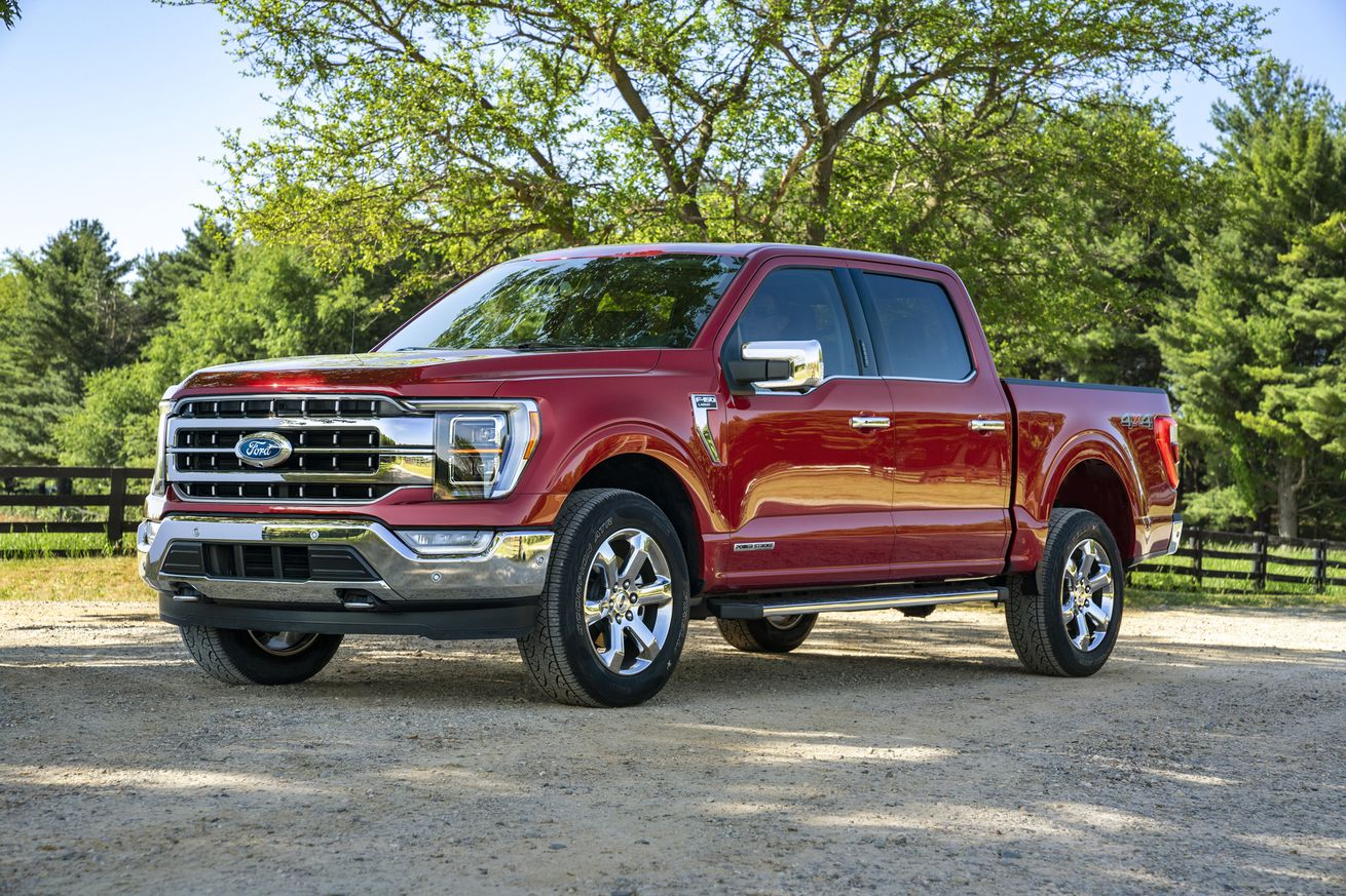 The next victim of the global microchip shortage is Ford's most profitable truck, the F-150