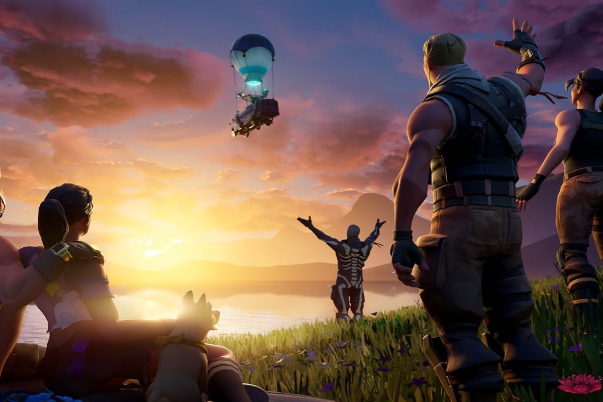 Fortnite Players Say Goodbye To Their Favorite Map Spots