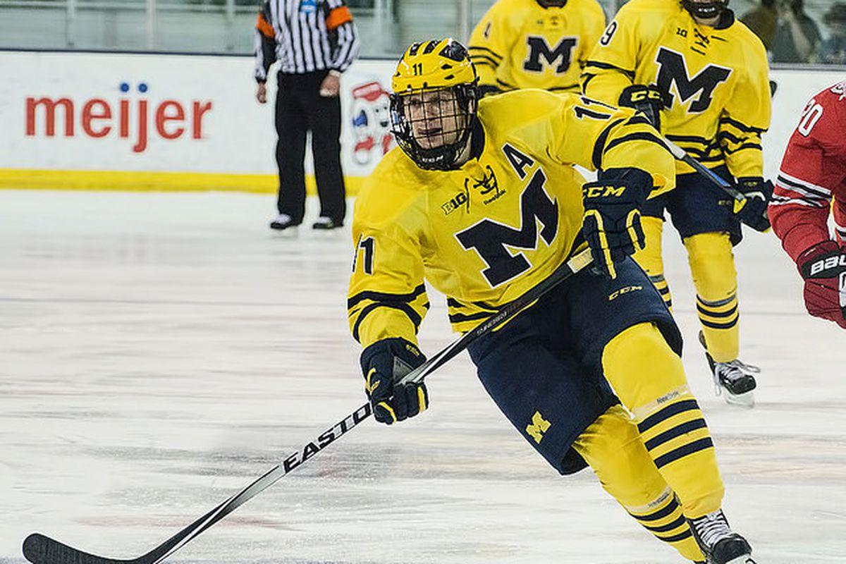 Michigan's Zach Hyman
