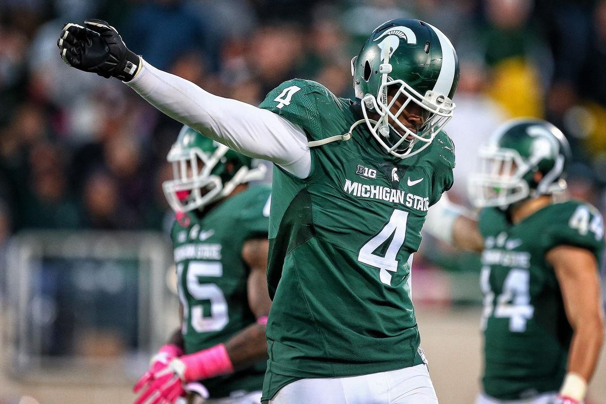 2016 msu football position preview: defensive line - the only colors