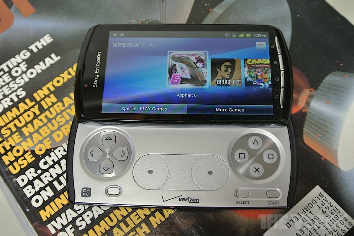 Xperia Play now has 200 games available to download, some are free