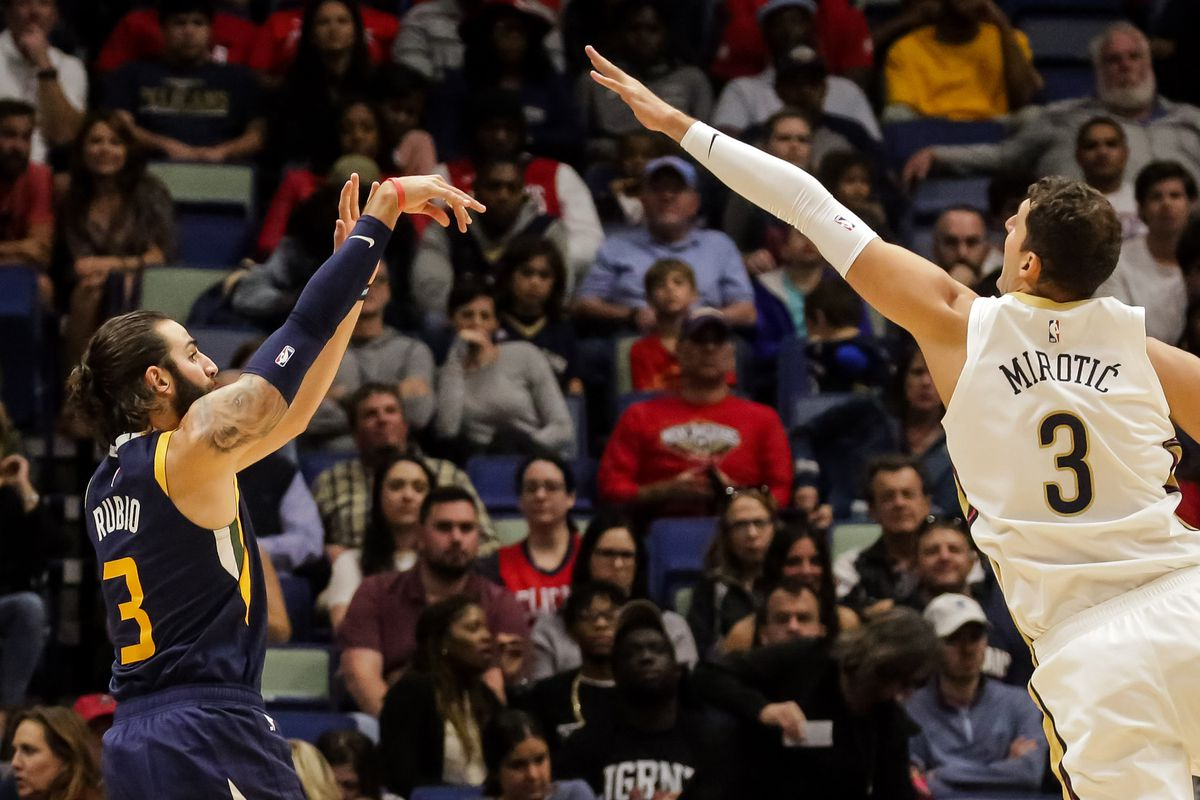Utah Jazz make it look easy in the Big Easy with win over Pelicans ... 04d6a1ba4