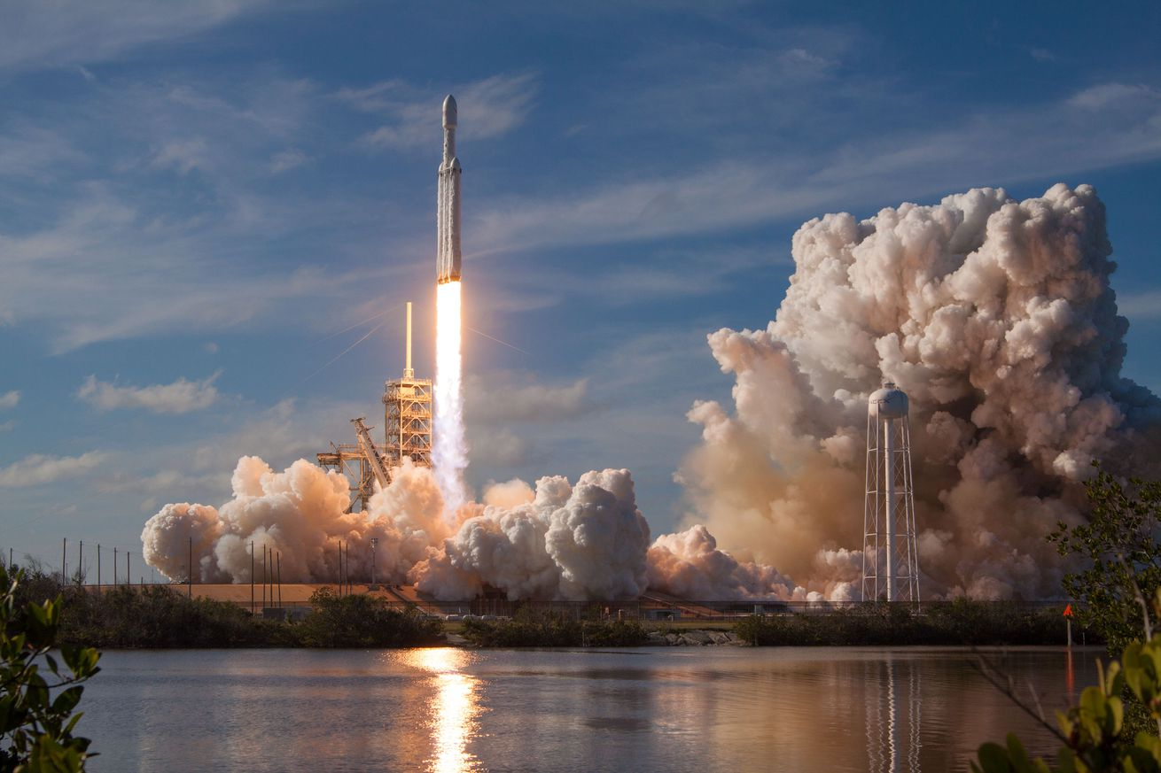 here s what s next for spacex after falcon heavy s first flight