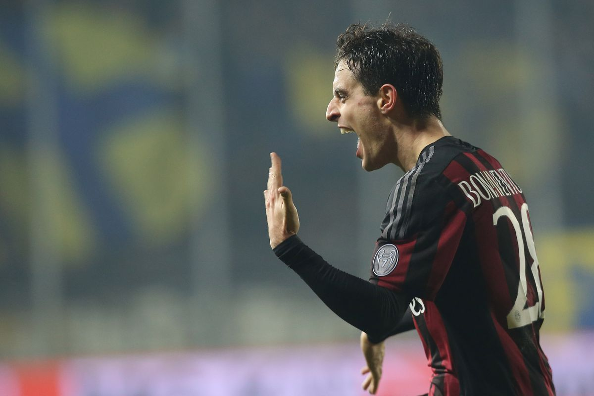 Jack Bonaventura is unstoppable: 4th goal of the season in Serie A.