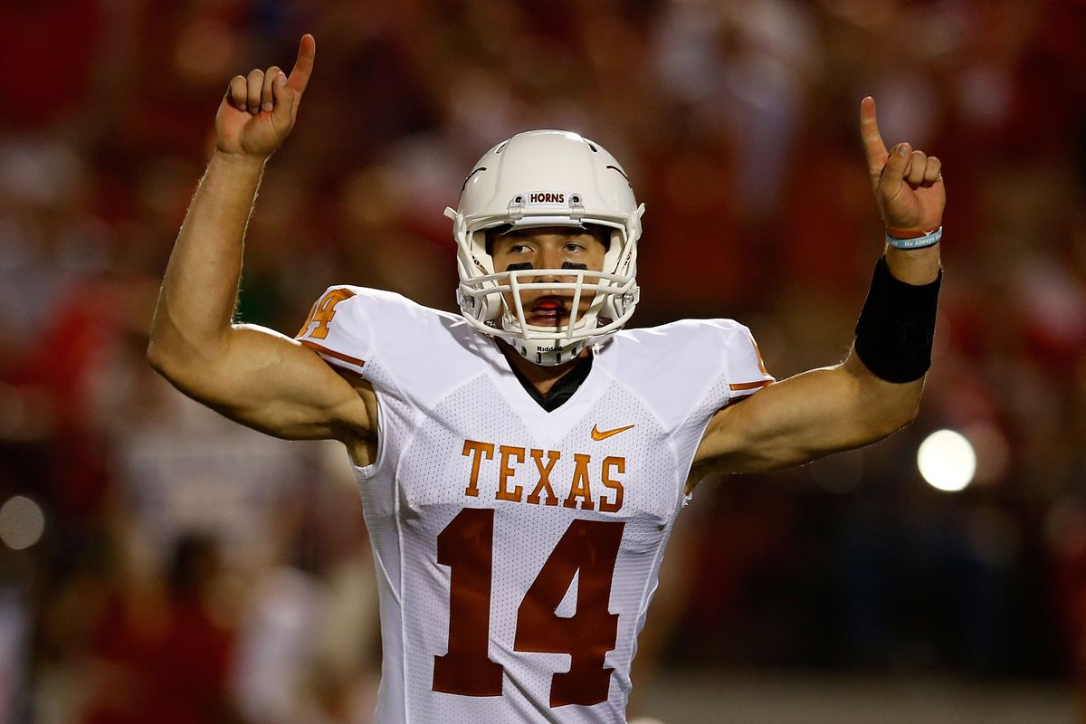 Simulated Bcs Rankings 2012 Texas West Virginia And The Big 12 As