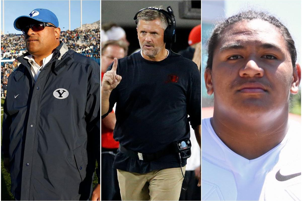 Among the storylines for the early signing period will be how many recruits sign with BYU and Utah, as well as where Desert Hills star offensive lineman Penei Sewell signs.
