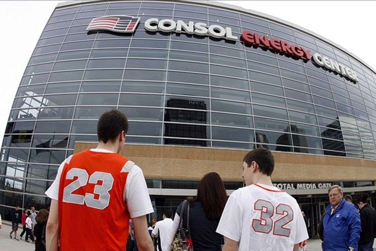 Could Syracuse fans return to Consol for the ACC Tournament? (Charles LeClaire-US PRESSWIRE)