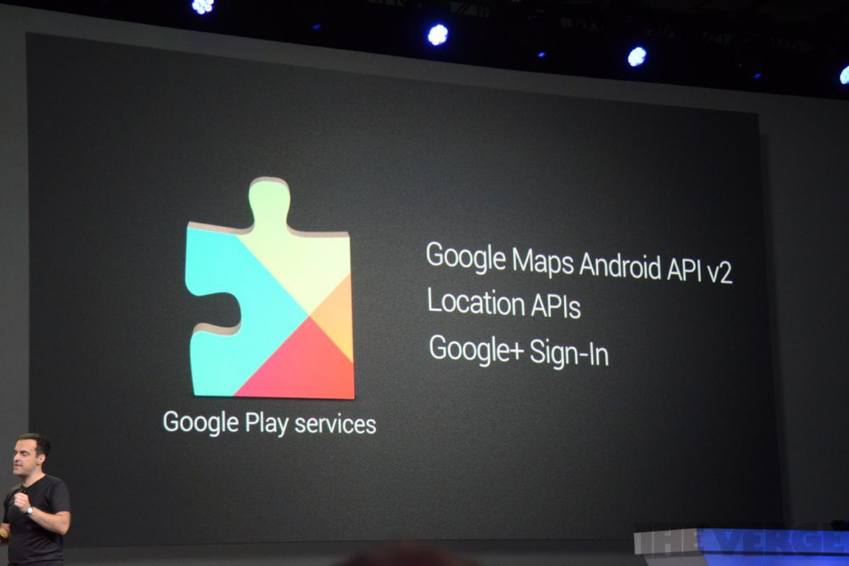 Google Play services updated with new location, Google+ sign-in, and