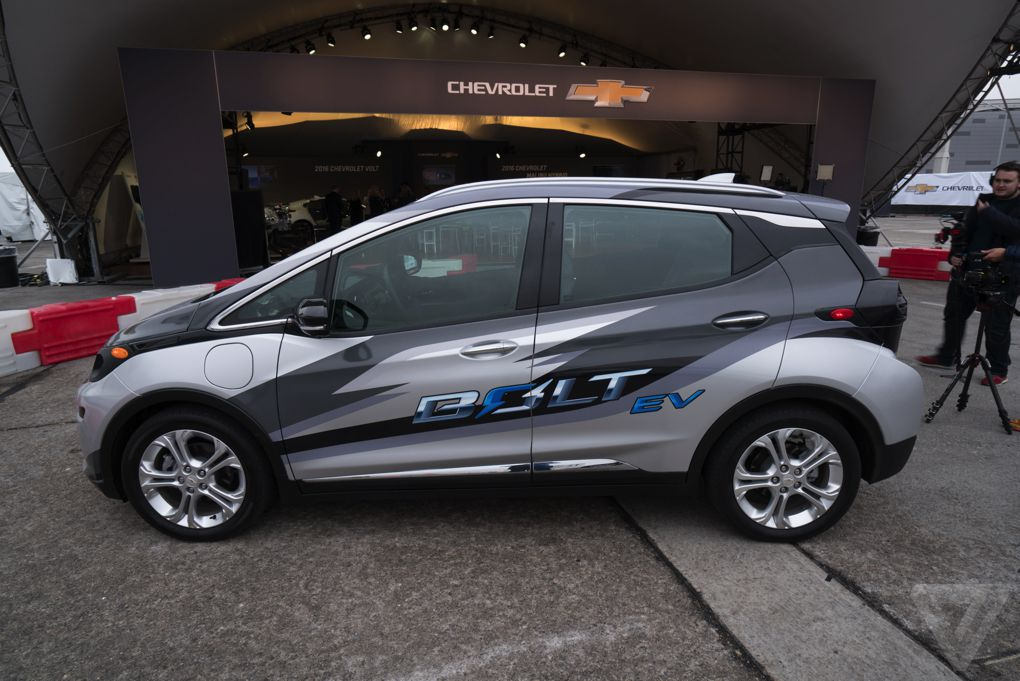I Drove The Chevy Bolt Gm S Electric Car For Everyone