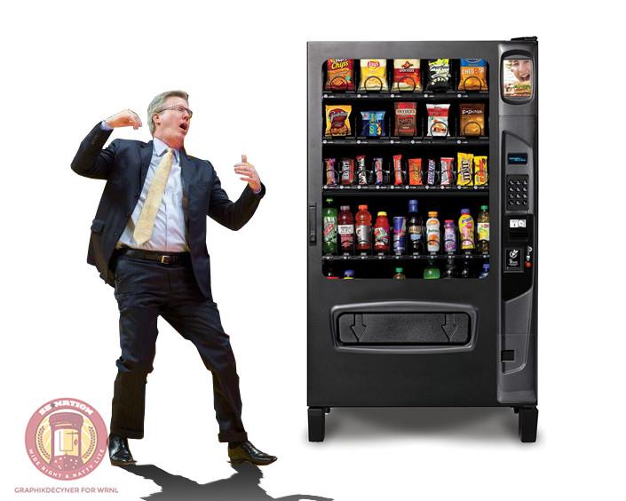 Fran Vending Machine