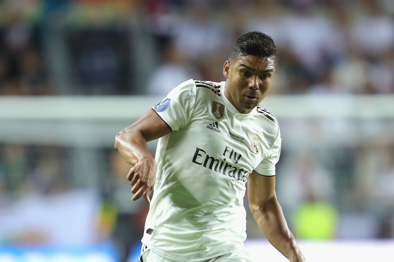 Tactical Review: Real Madrid 2 ? Atletico Madrid 4; 2018 UEFA Super Cup