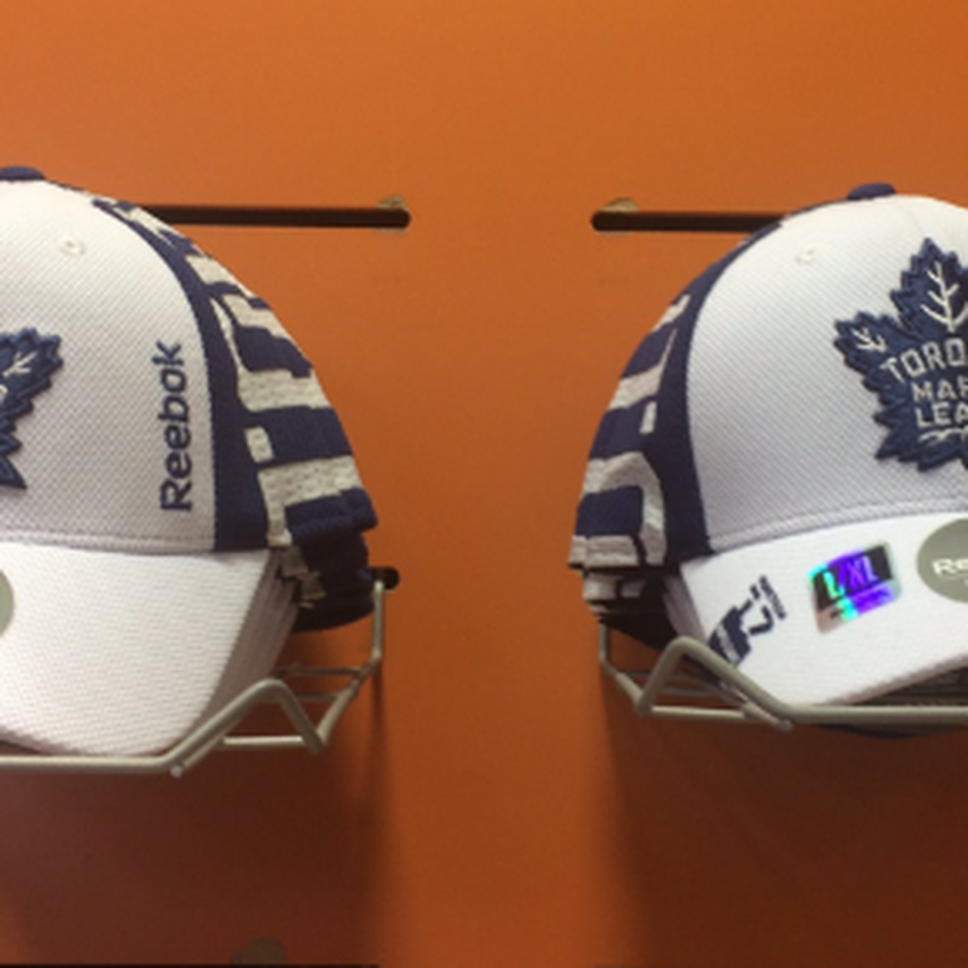 ac0344d5c New Toronto Maple Leafs draft hats revealed  - Pension Plan Puppets