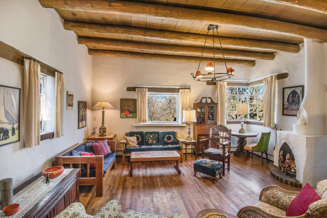 Traditional Adobe House On The Market For First Time Asks
