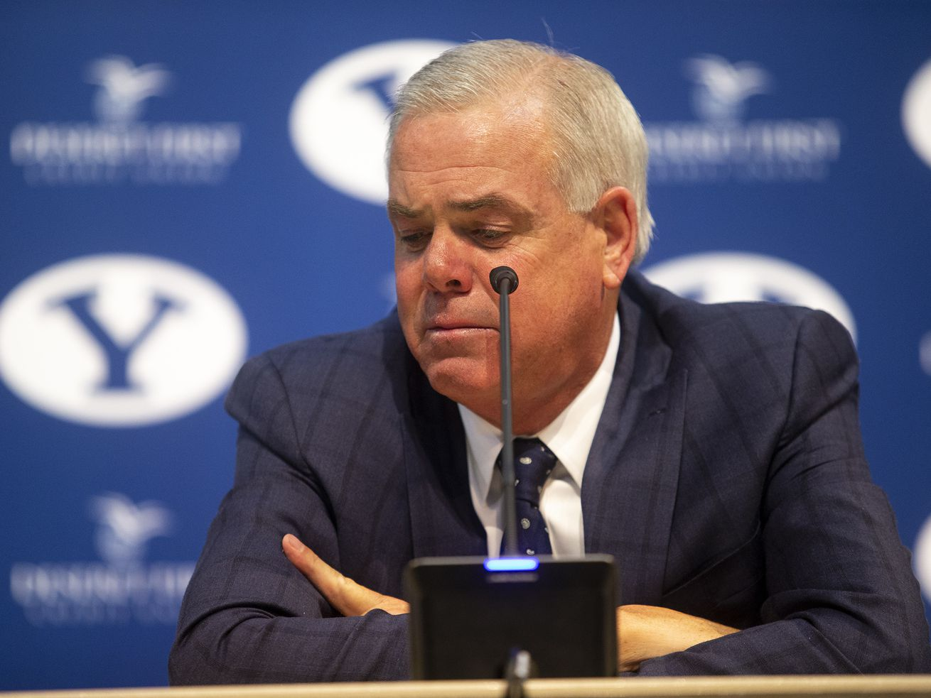 Former BYU coach Dave Rose suffers 'major' heart attack