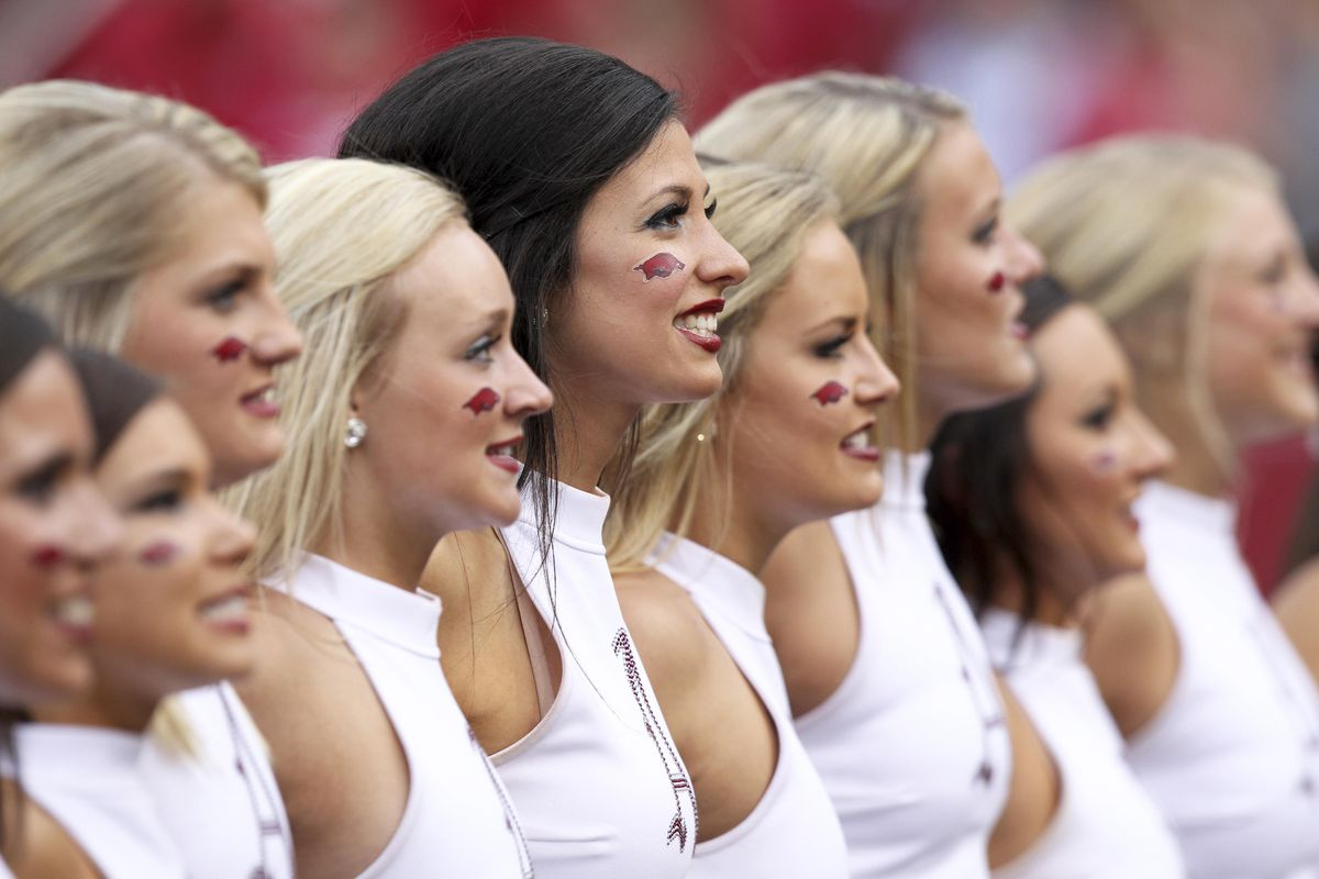 Will Razorback fans have anything to cheer about on gameday?