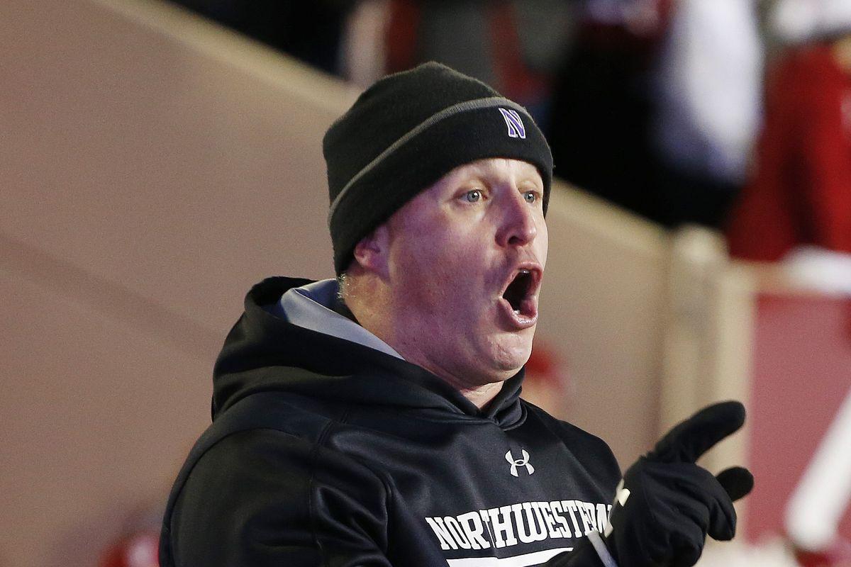 NCAA Football: Northwestern at Indiana