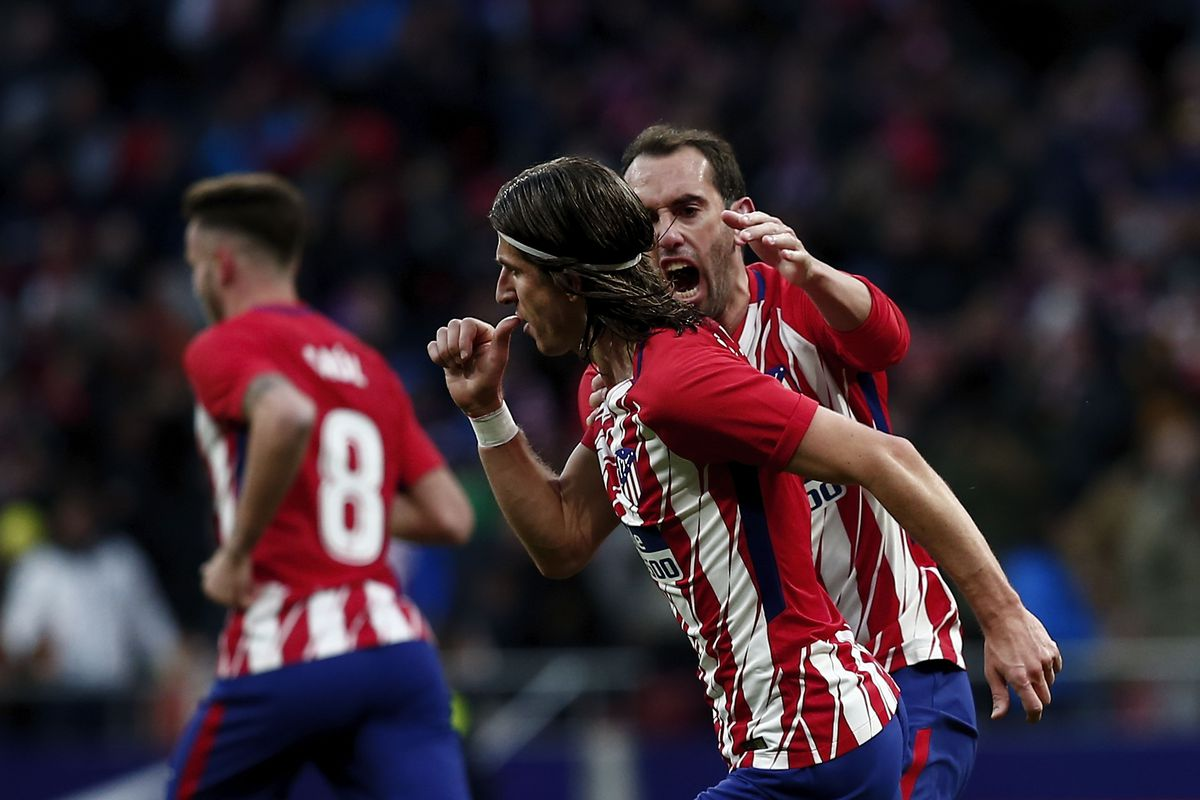 Atletico Madrid v Real Sociedad - La Liga