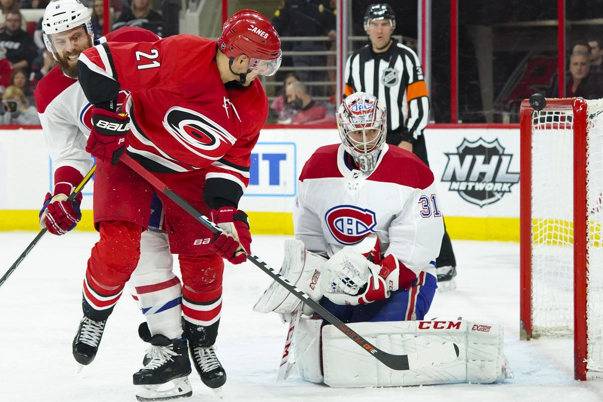 f07c76244 Recap  Carey Price earns the Habs a point