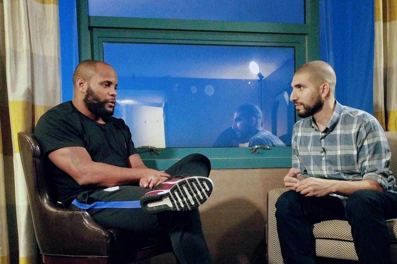 community news, Ahead of UFC 214, Daniel Cormier reflects on Jon Jones rivalry, coming full circle in Anaheim