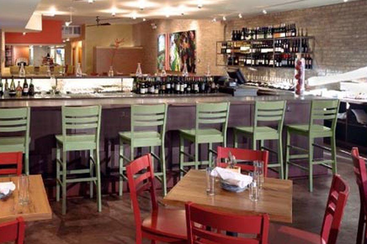 Bin Wine Cafe