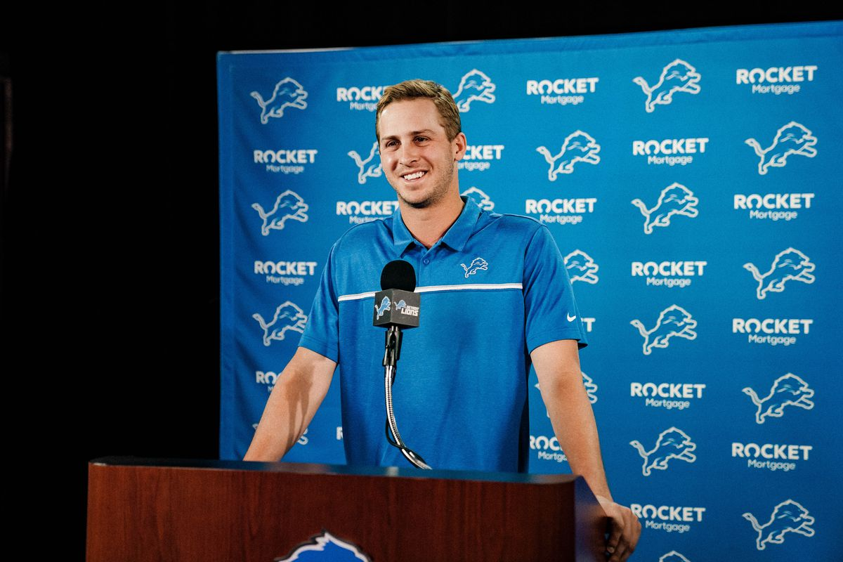 Jared Goff's history, mental grit make him the ideal QB for a Lions rebuild - Pride Of Detroit