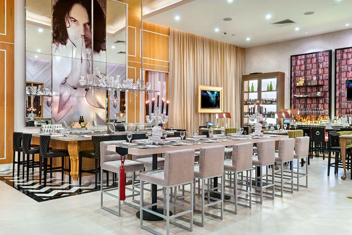 Inside Simon Mansion & Supper Club, Punta Cana