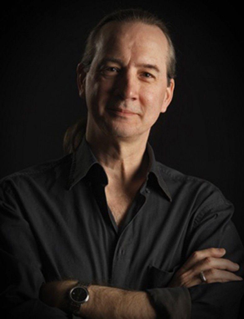 Choreographer Gordon Peirce Schmidt. (Photo: Andy Terzes)