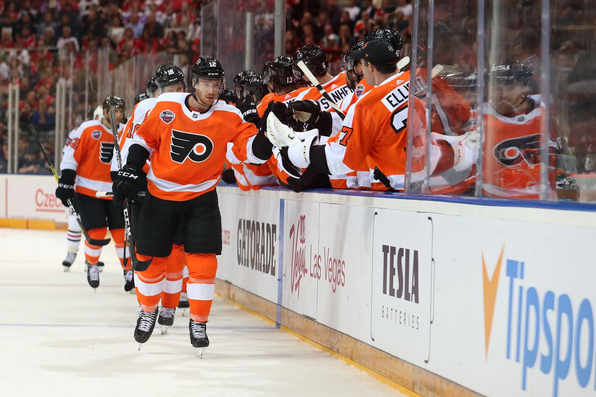 2019 NHL Global Series: Flyers vs. Blackhawks recap, stats, highlights, and analysis