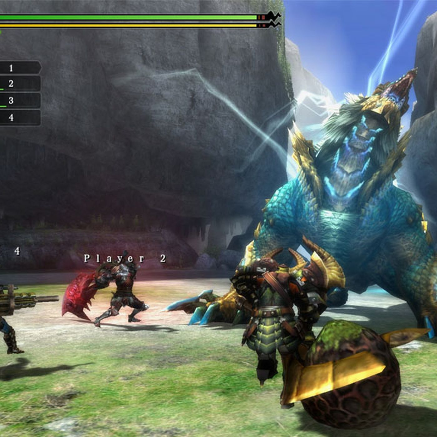 Monster Hunter 3 Ultimate Looks To Bring Wii U And 3ds Owners