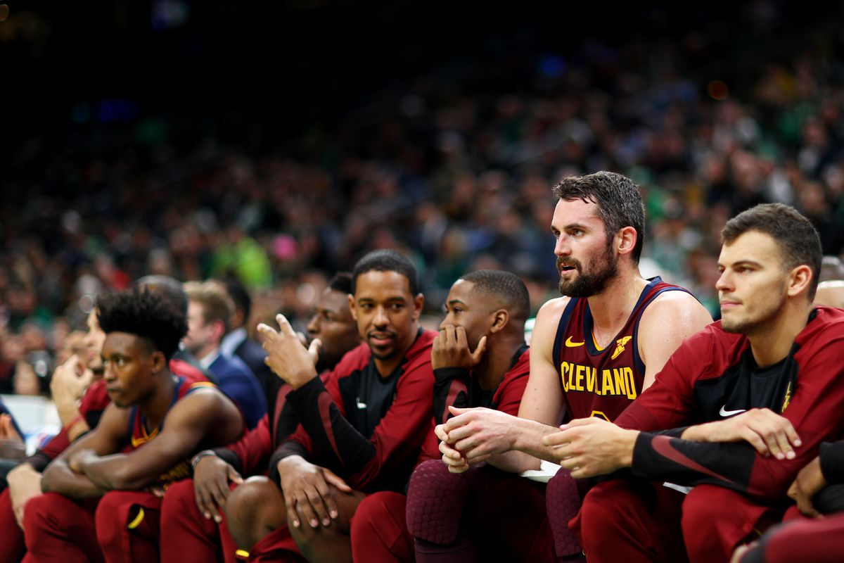 70b5e0260f1 Cleveland Cavaliers season preview  Can the Cavs be competent without  LeBron James