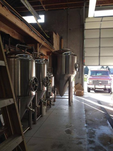 Garage Brewed Beer Gets A Home A Preview Of Crystal