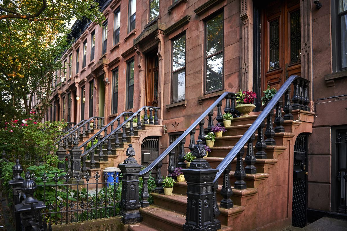 Brooklyn s brownstone market is booming curbed ny for Townhomes for sale in nyc