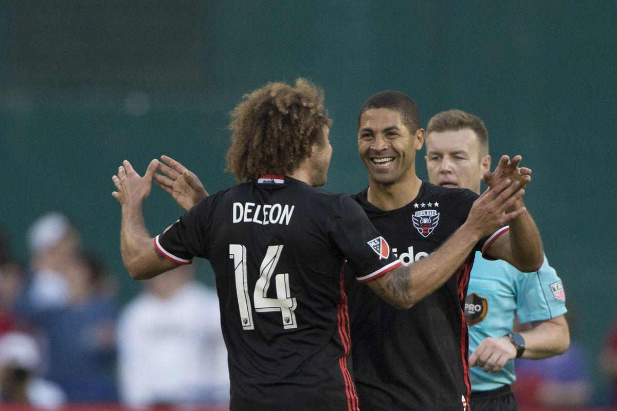 MLS: New England Revolution at D.C. United