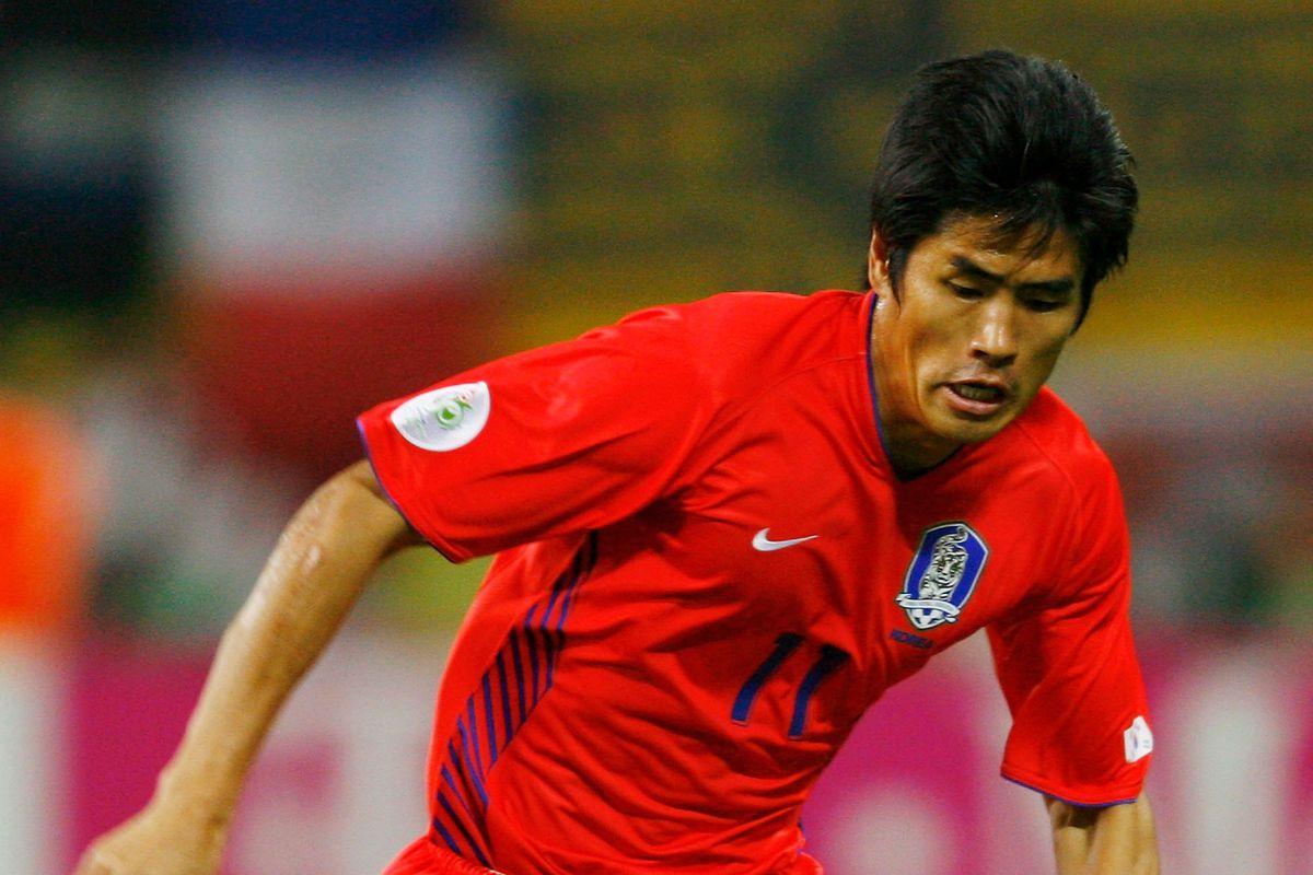Group G France v Korea Republic - World Cup 2006