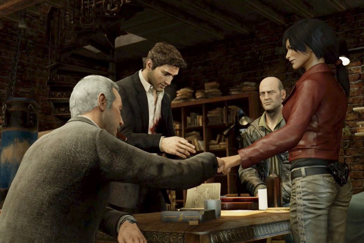 Uncharted 3: Drake's Deception 'London Underground' treasure locations guide