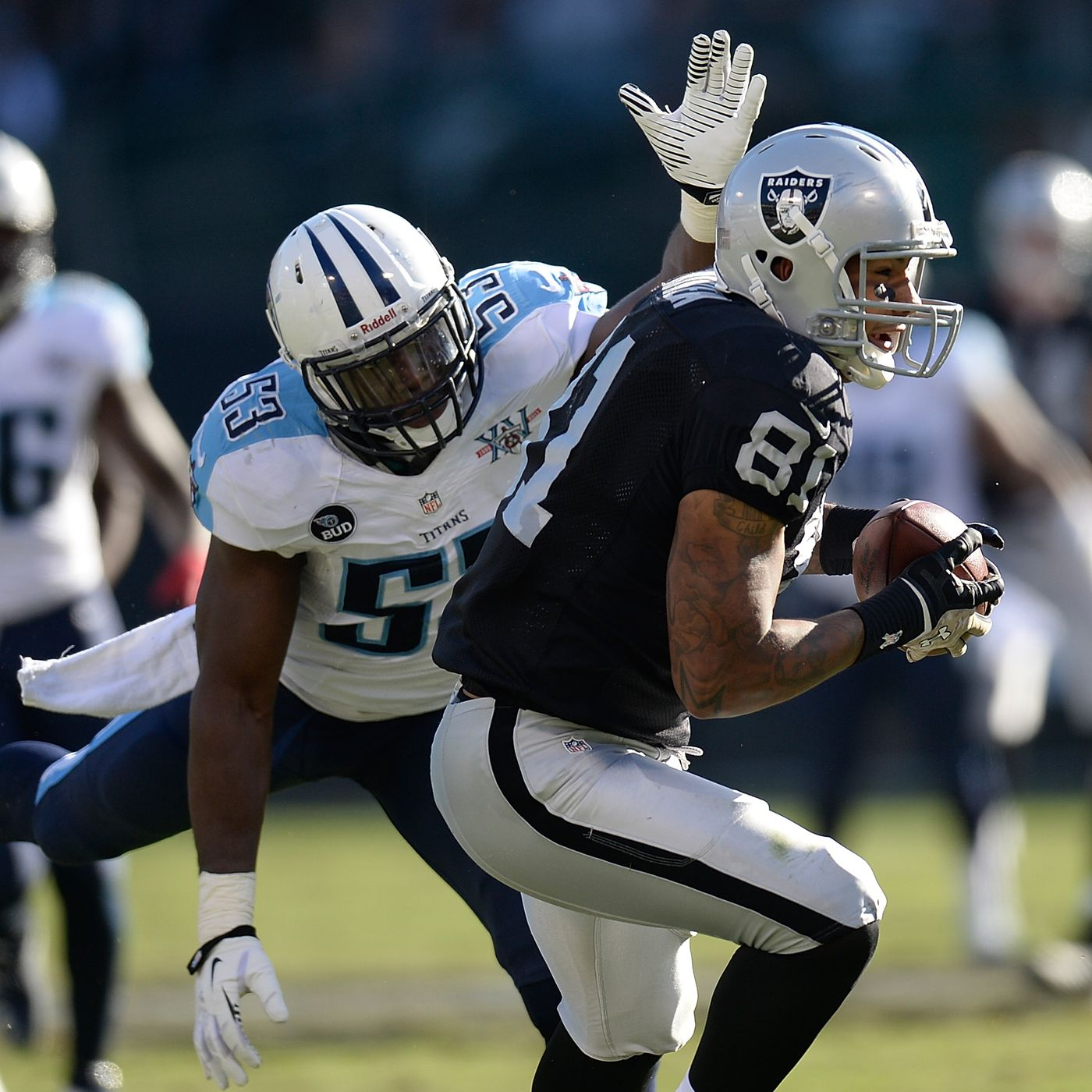 Titans Vs Raiders 2016 Online Streaming Game Time Tv Schedule