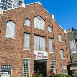 Hermon Baptist Church in Old Town | Tyler LaRiviere/Sun-Times