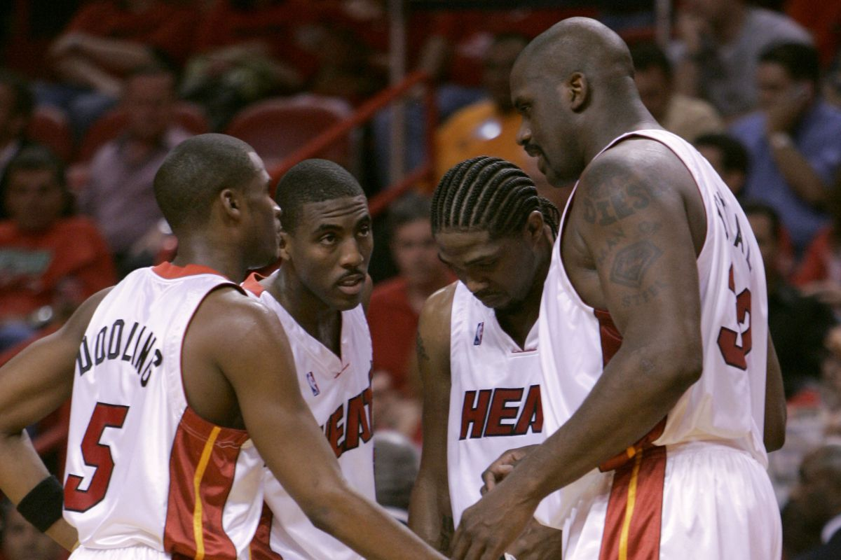 10 Years Later Where Are The 2004 05 Miami Heat Hot Hot Hoops