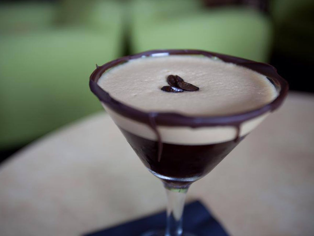 Halcyon's chocolate espresso martini